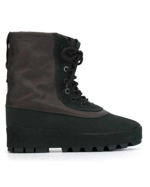 YEEZY   Мужское Серый Adidas Originals By Kanye West 950 Boots