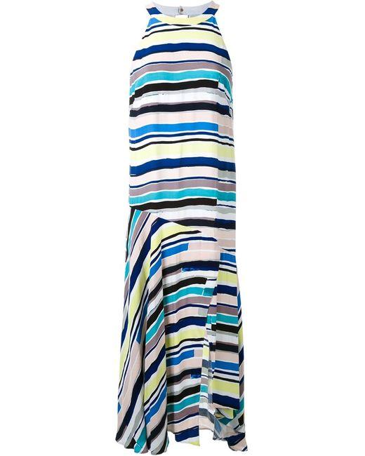 GINGER & SMART | Женское Многоцветное Платье Limitless