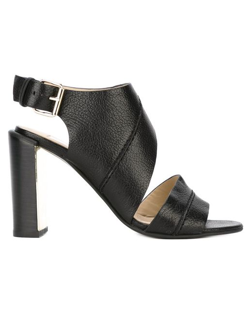 See By Chloe | Женское Чёрный Cut-Out Sandals
