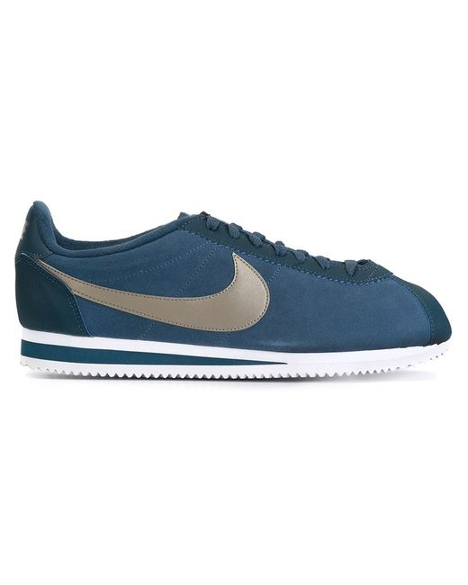 Nike | Мужские Синие Кеды Cortez 2015