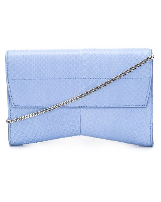 Narciso Rodriguez | Женское Синий Envelope Clutch