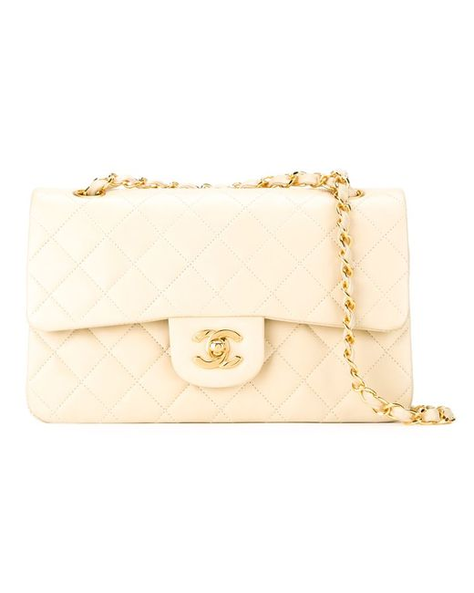 Chanel Vintage | Женская Коричневая Сумка На Плечо 2.55