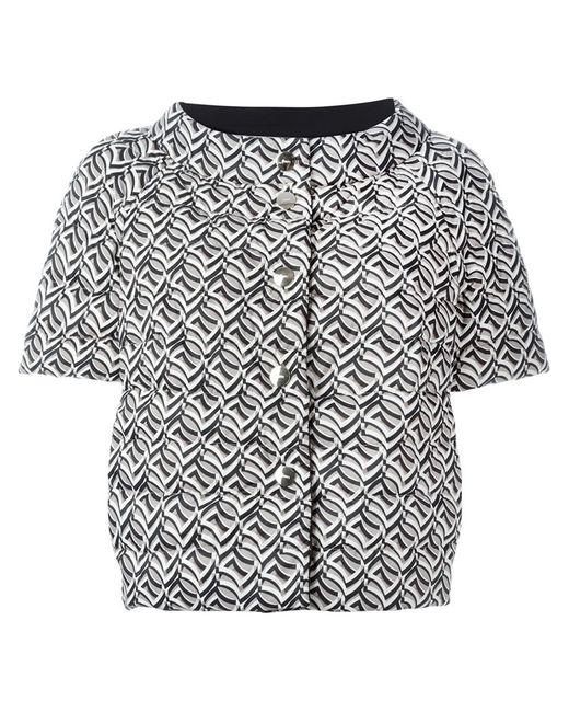 Herno   Женское Многоцветный Reversible Padded Jacket