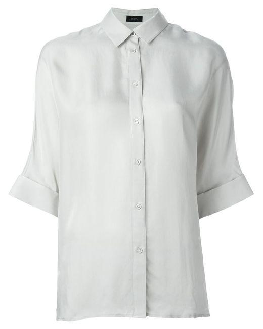 Joseph | Женская Серая Рубашка Bryce