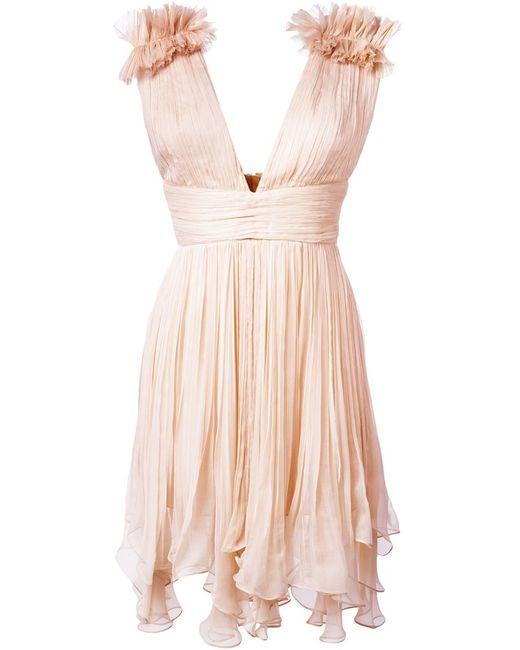 Maria Lucia Hohan | Женское Розовое Платье Kobe