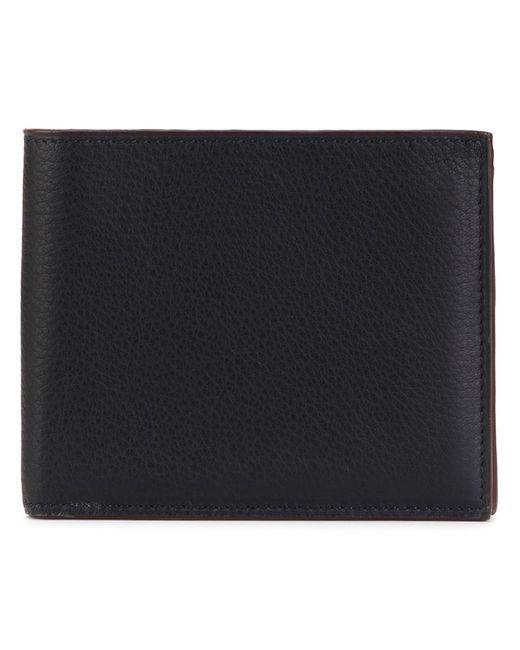 Brioni | Мужской Синий Классический Бумажник