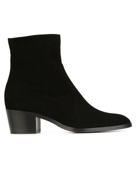 Jean-Michel Cazabat | Женские Чёрные Ботинки По Щиколотку Zoe