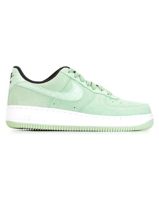 Nike | Женские Зелёные Кроссовки Air Force 1 07 Seasonal