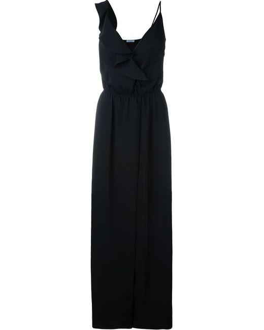 P.A.R.O.S.H. | Женское Чёрное Платье Pantera