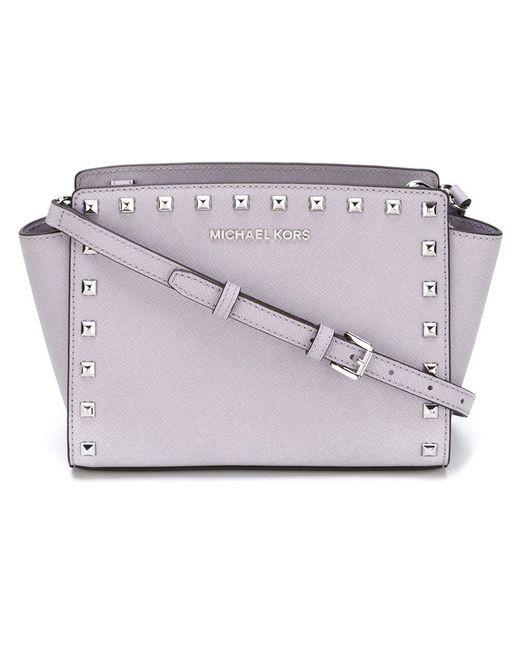 Michael Michael Kors | Женское Розовый Medium Selma Crossbody Bag