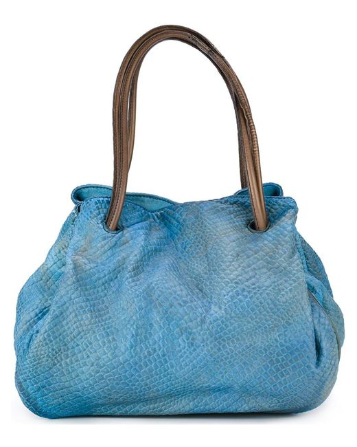 Numero 10 | Женское Синий Indianopolis Bag