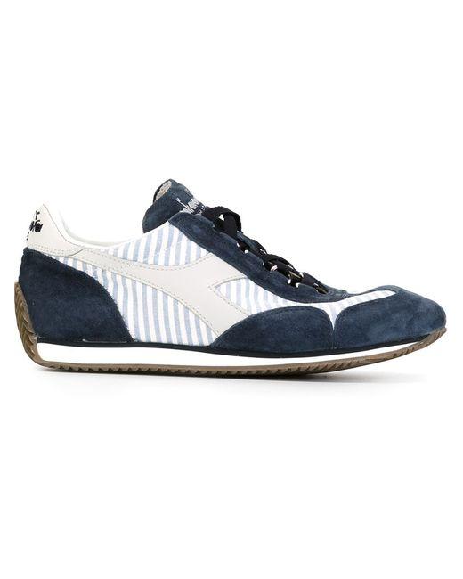 Diadora   Женское Синий Heritage Sneakers