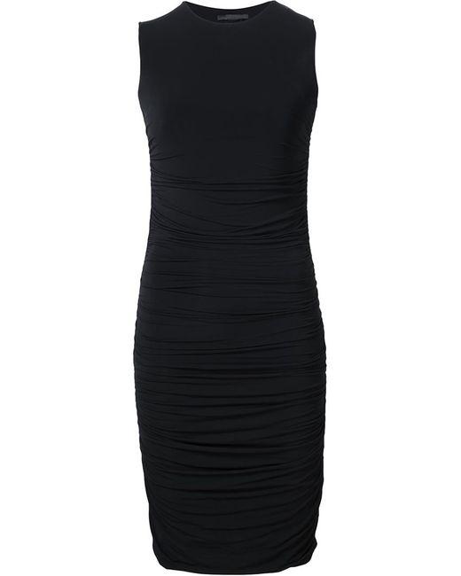 The Row | Женское Чёрный Wrinkled Dress