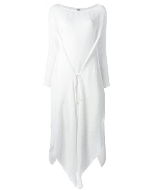 Poème Bohèmien | Женское Белый Long Dress