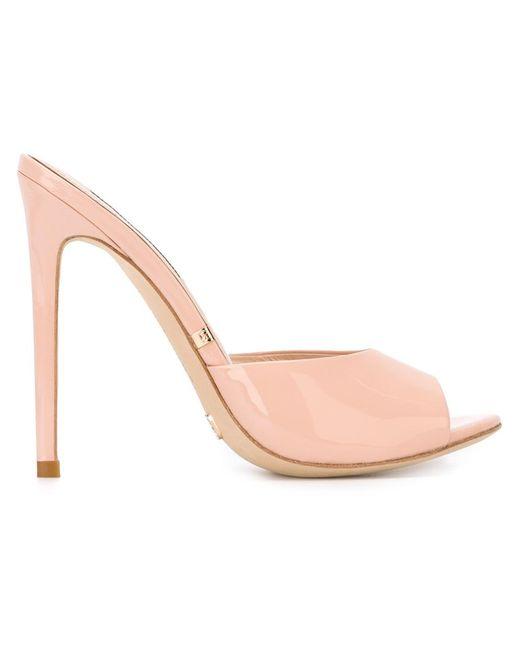GIANNI RENZI | Женское Розовый Stiletto Mules