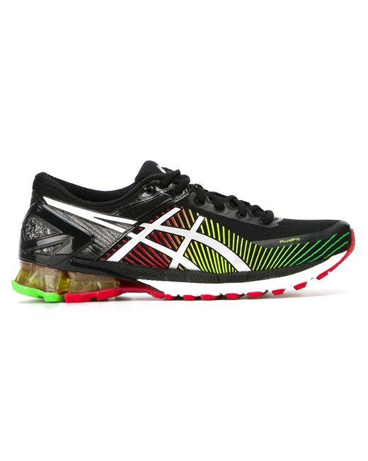 Asics | Мужское Чёрный Running Sneakers
