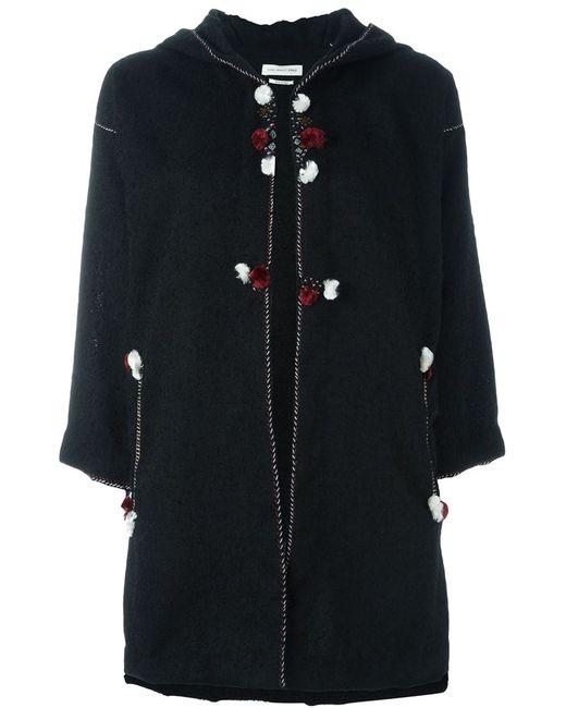 Isabel Marant Étoile   Женское Чёрный Boreal Coat