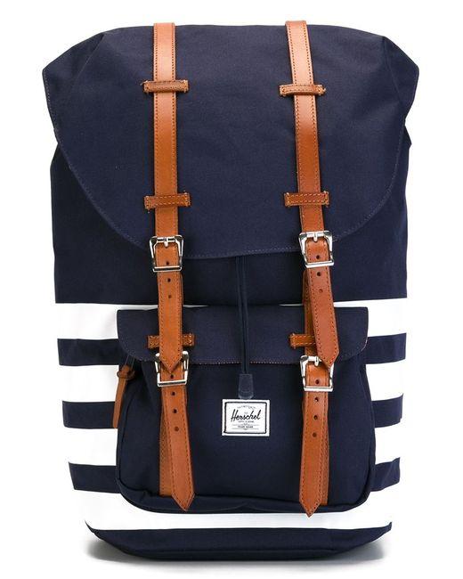 Herschel Supply Co. | Женское Синий Striped Backpack