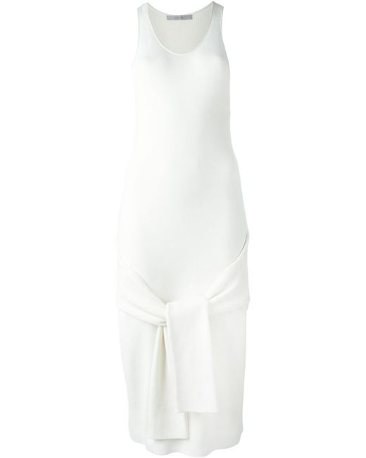 DUSAN | Женское Nude & Neutrals Платье Без Рукавов