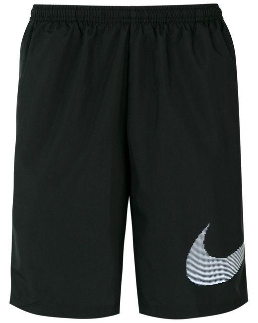 Nike | Женские Чёрные Спортивные Шорты Dry