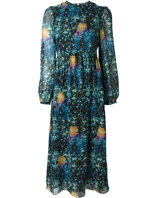Francesco Scognamiglio | Женское Платье С Цветочным Принтом