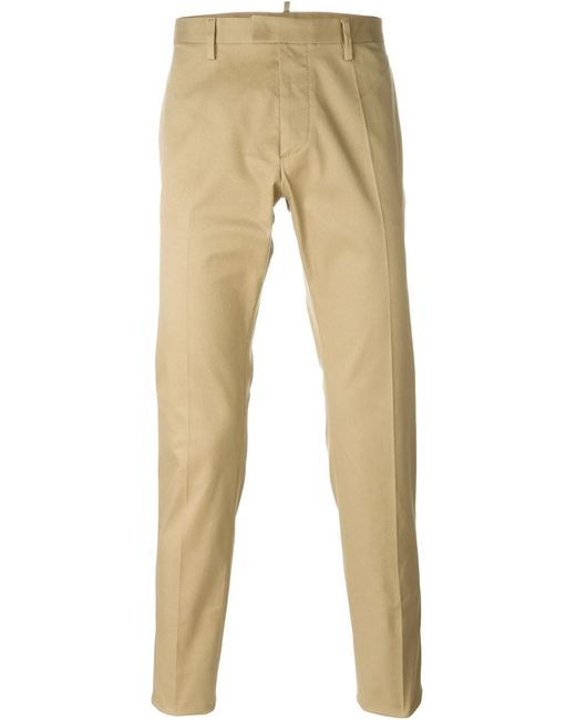 Dsquared2   Мужское Nude & Neutrals Cool Guy Trousers
