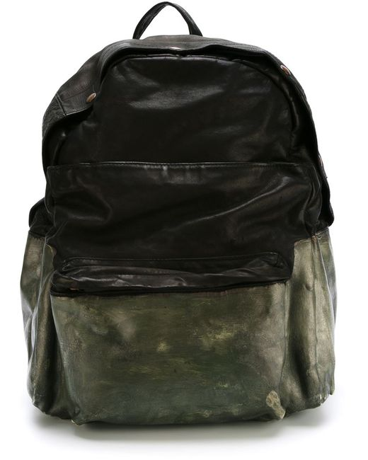 OXS RUBBER SOUL | Женское Чёрный Block Colour Backpack