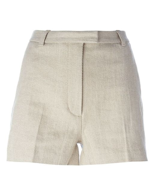 3.1 Phillip Lim | Женское Nude & Neutrals Tweed Shorts