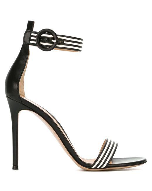 Gianvito Rossi | Женское Чёрный Baiadera Sandals