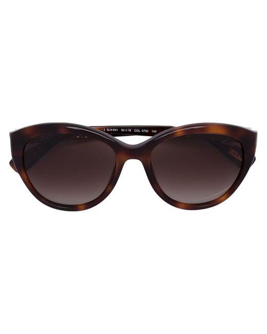 Lanvin | Женское Коричневый Havana Tortoiseshell Sunglasses