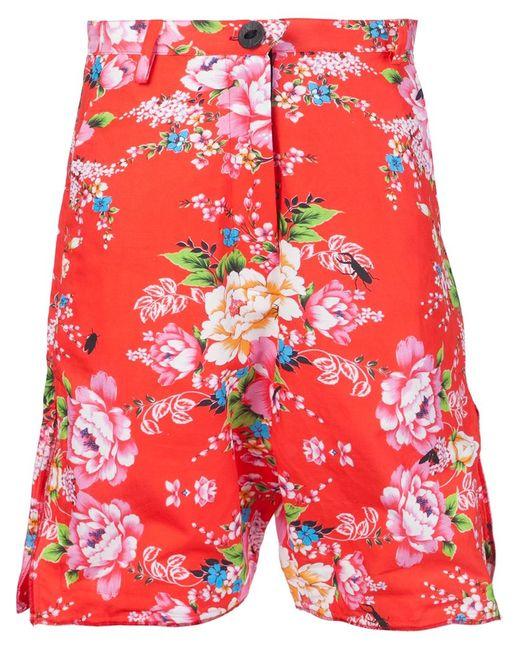 AREA DI BARBARA BOLOGNA | Женское Красный Pattern Metal Bon Bon Shorts