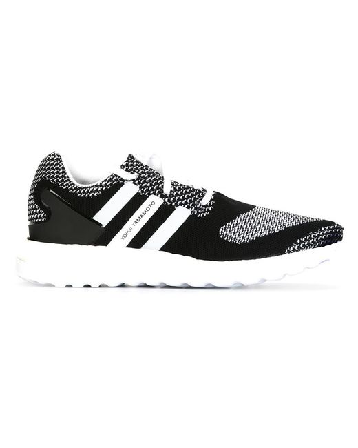 Y-3 | Мужское Чёрный Pure Boost Zg Knit Sneakers