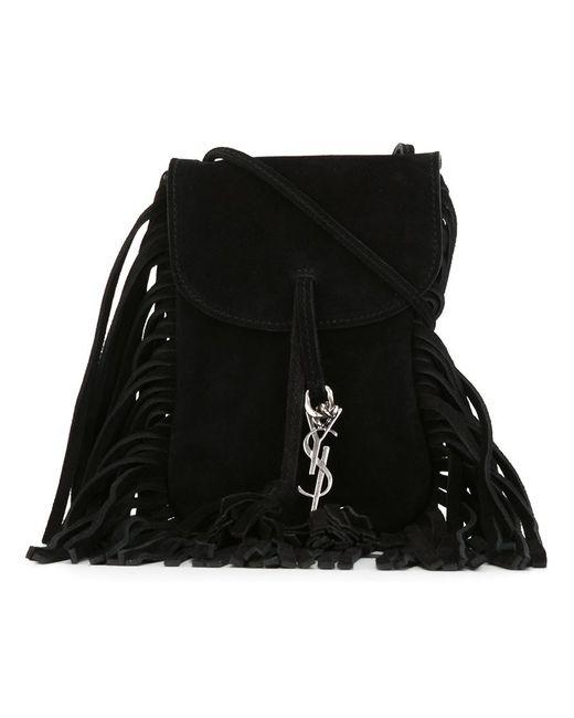 Saint Laurent | Женское Чёрный Toy Anita Shoulder Bag