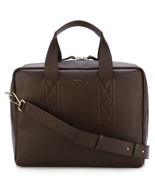 Paul Smith   Мужское Розовый Classic Briefcase