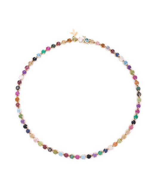 KDIA | Женское Многоцветное Ожерелье Из Лунного Камня