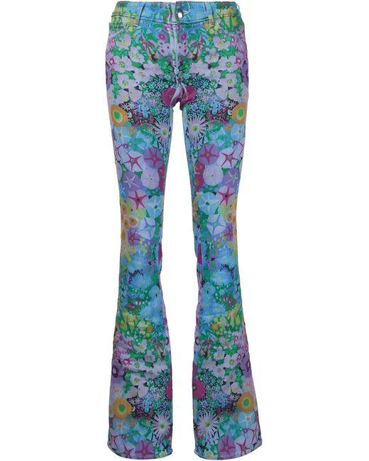 THE SEAFARER   Женское Синий Drake Bootcut Jeans
