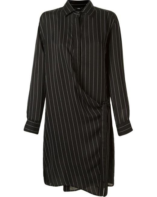 Uma | Raquel Davidowicz | Женское Чёрный Video Shirt Dress
