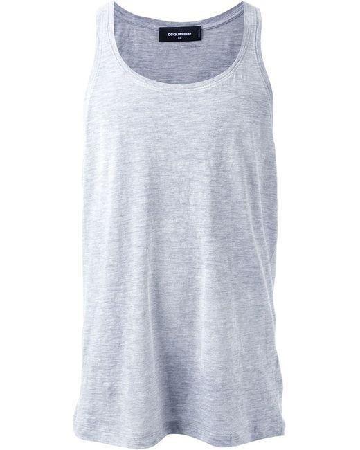 Dsquared2 | Мужское Серый Classic Vest