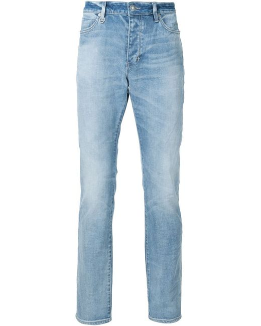 NEUW | Мужское Синий Stone Washed Jeans