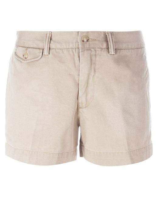 Polo Ralph Lauren | Женское Nude & Neutrals Classic Chino Shorts