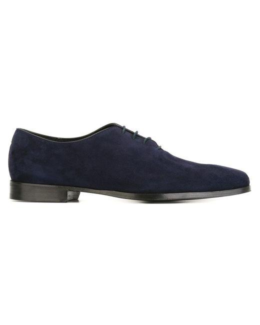 Mr.Hare | Мужское Синий Sidibe Lace-Up Shoes