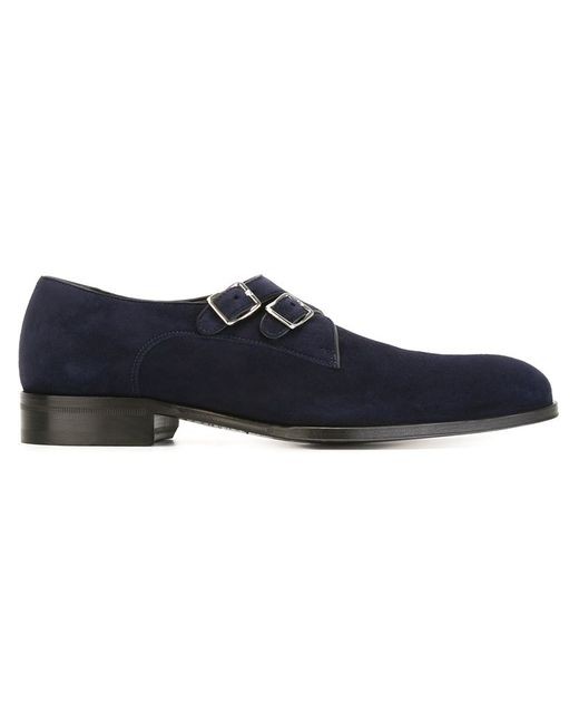 Mr.Hare | Мужское Синий Andreas Monk Shoes