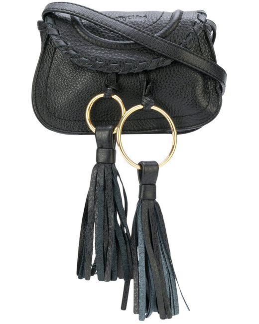 See By Chloe   Женское Чёрный Polly Cross Body Bag