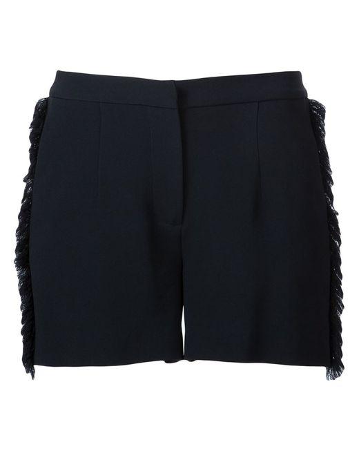 JEFFREY DODD | Женское Чёрный Frayed Edge Shorts