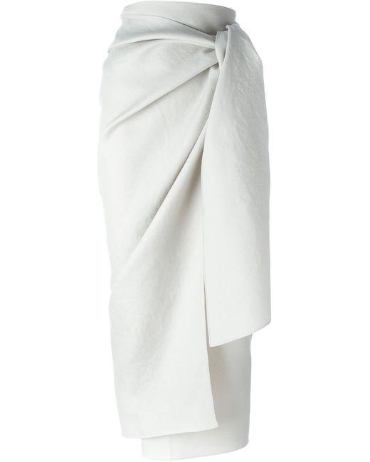 Joseph | Женское Nude & Neutrals Wrap Tie Skirt