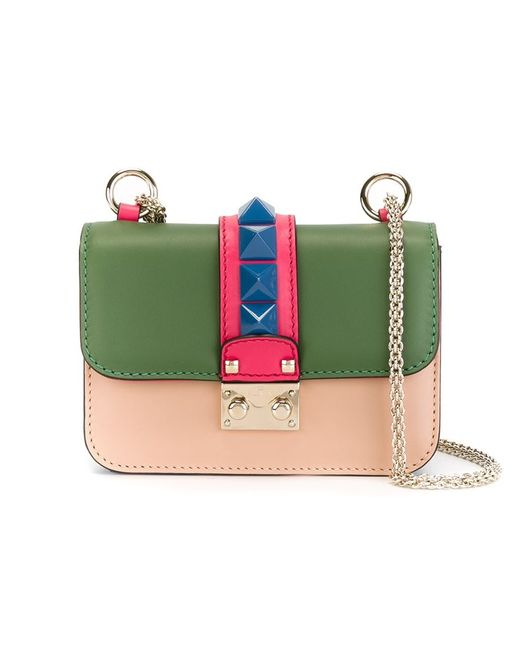 Valentino Garavani | Женское Многоцветный Studded Shoulder Bag