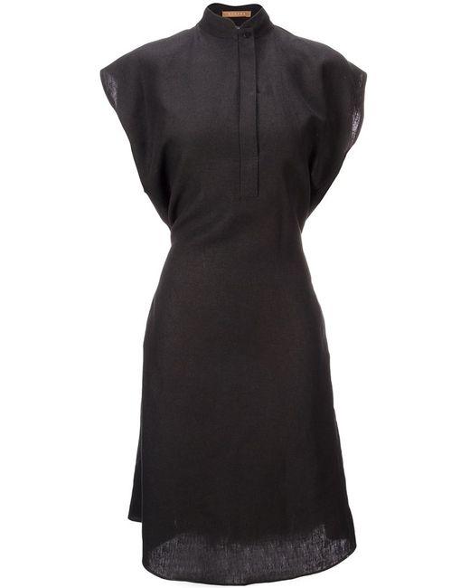 Nehera | Женское Чёрный Linen Dress