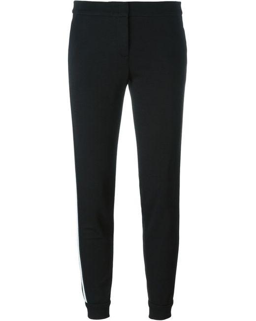 Akris | Женское Чёрный Contrasting Side Trim Pants