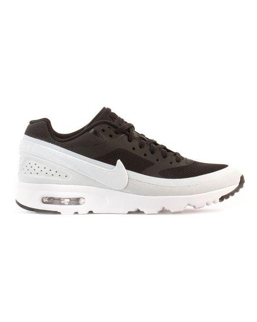 Nike | Женское Чёрный Air Max Bw Ultra Sneakers
