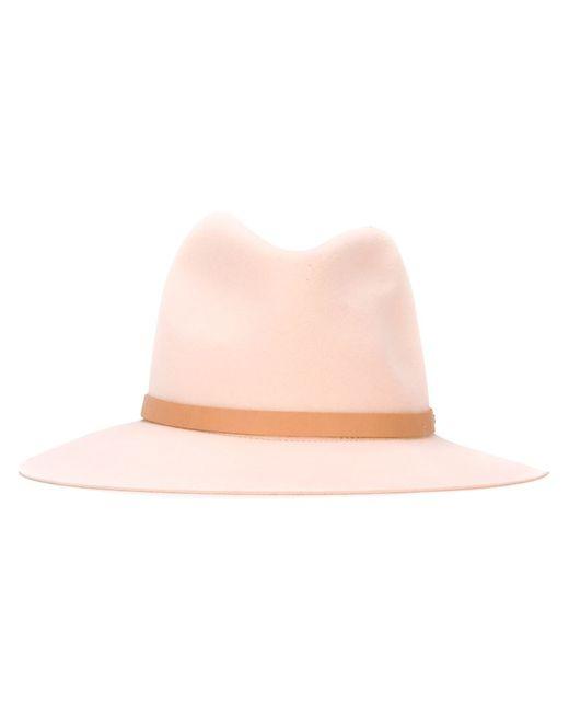Rag & Bone   Женское Розовый Fedora Hat